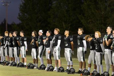 THS Varsity Football v Lakeridge