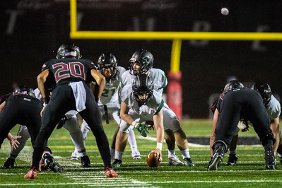 Tigard HS Varsty Football vs Tualatin
