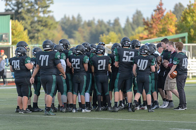 THS Freshman Football vs Oregon City