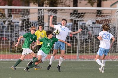 THS Boys JV Soccer vs Lakeridge
