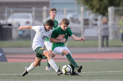 Boys JV Soccer vs West Linn