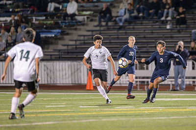 THS Boys Varsity Soccer vs Lake Oswego