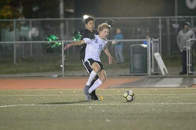 THS Boys Varsity Soccer vs Lakeridge