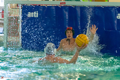 THS Boys Varsity Water Polo vs Tualatin