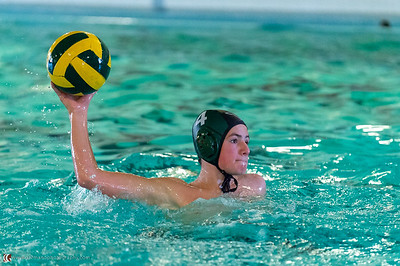 THS Boys Varsity Water Polo vs Tualatin