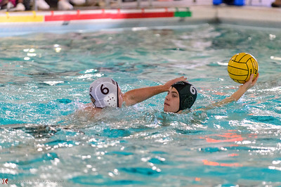 THS Boys Varsity Water Polo vs Forest Grove
