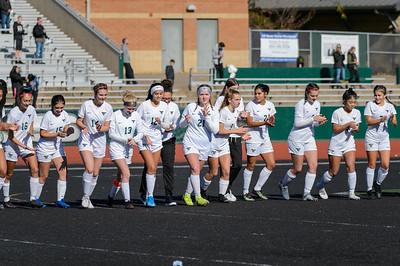 THS Girls Varsity Soccer vs West Salem - Playoff
