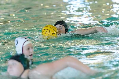 THS Girls Varsity Water Polo vs Tualatin