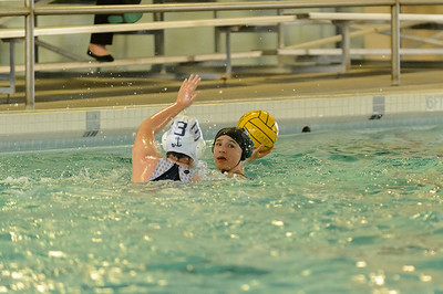 THS Girls Water Polo vs Lake Oswego