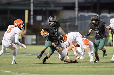 THS Varsity Football vs Sprague - Homecoming 2019