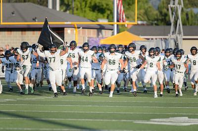 THS Varsity Football vs Sunset HS