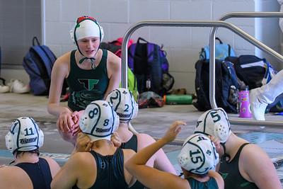 THS Girls Varsity Water Polo vs Sam Barlow