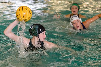THS Varsity Girls Water Polo vs Hillsboro