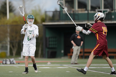 THS Boys JV Lacrosse vs Central Catholic