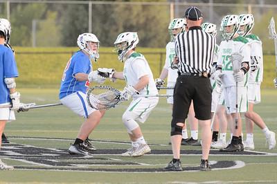 THS Boys Varsity Lacrosse vs La Salle