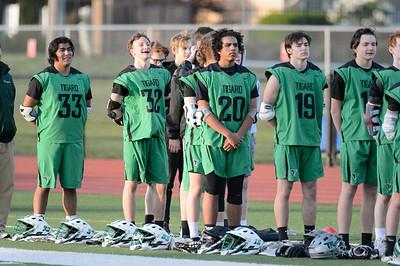 THS Boys Varsity Lacrosse vs Newberg