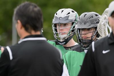 THS Boys Varsity Lacrosse vs Southridge - Playoff