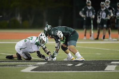 THS Boys Varsity Lacrosse vs Wilson