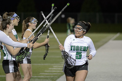 THS Girls Varsity Lacrosse vs Cleveland