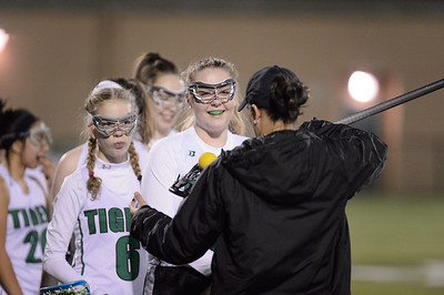 THS Girls Varsity Lacrosse vs Grant