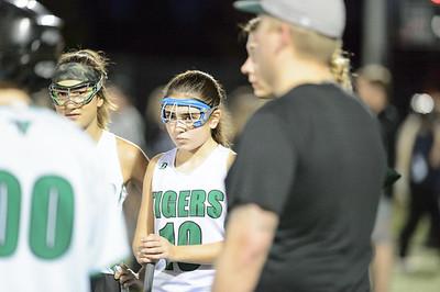 THS Girls Varsity Lacrosse vs West Albany