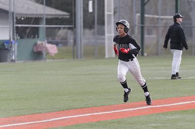THS Boys JV Baseball vs Scappoose