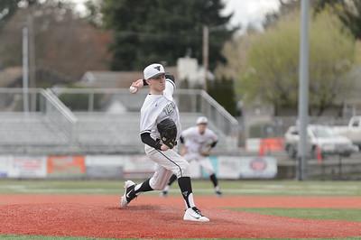 THS Varsity Baseball vs Oregon City