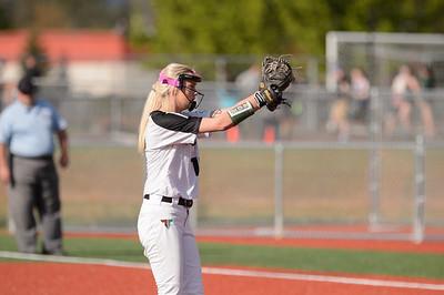 THS Varsity Softball vs Canby