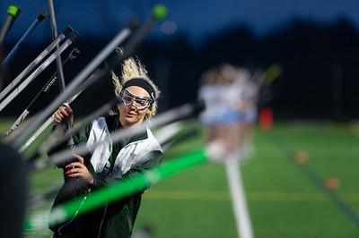 THS Girls Varsity Lacrosse vs Mountainside