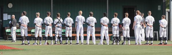 THS Varsity Baseball vs Canby