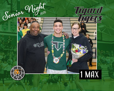Senior Night 2020-Max