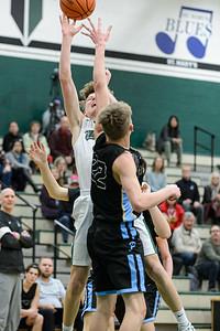 THS Boys JV Basketball vs Lakeridge