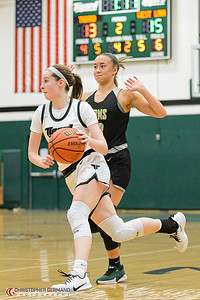 THS Girls Varsity Basketball vs West Linn