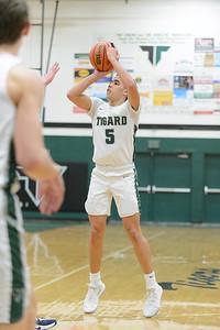 Tigard HS Varsity Boys Basketball vs Canby