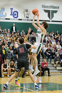 THS Varsity Boys Basketball vs Tualatin