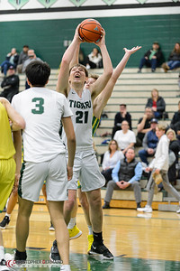 THS Boys Varsity Basketball vs West Linn