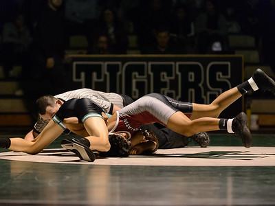 THS Wrestling vs Tualatin