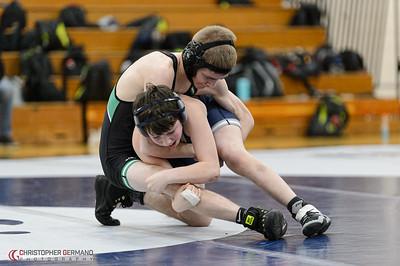 THS Varsity Wrestling vs Lake Oswego