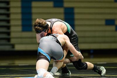 THS Wrestling vs Lakeridge