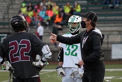 THS Boys Lacrosse vs TuHS