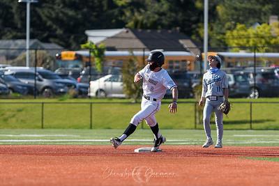 THS Boys Varsity Baseball vs Lakeridge
