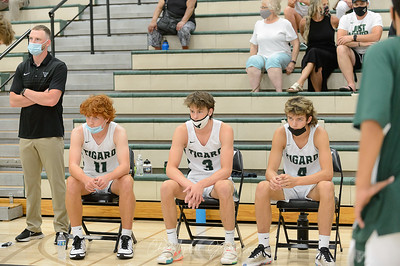 THS Boys Varsity Basketball vs Sunset
