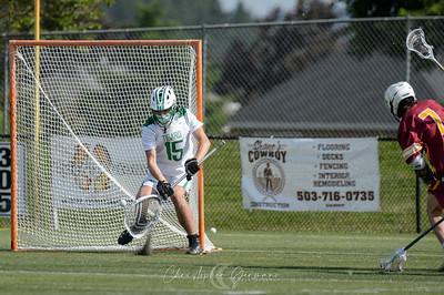 THS Boys varsity Lacrosse vs Central Catholic