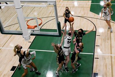 THS Girls Varsity Basketball vs Canby