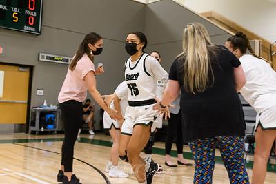 THS Girls Varsity Basketball vs Lakeridge