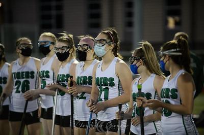 THS Girls Varsity Lacrosse vs Sunset