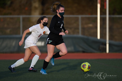 THS Girls Varsity Soccer vs Forest Grove