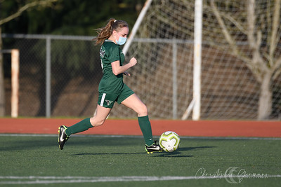 THS JV Girls Soccer vs McMinnville