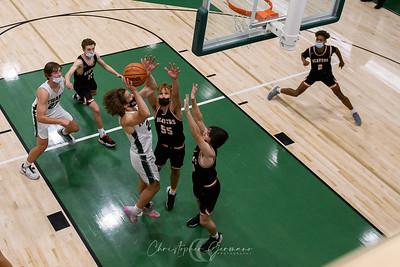 THS Varsity Boys Basketball vs Beaverton