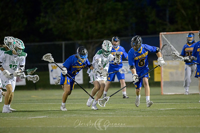 THS Varsity Boys Lacrosse vs Newberg